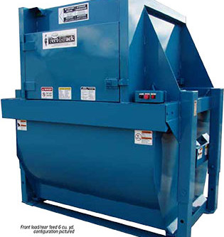 Why should I install a vertical compactor? - Waste Equipment Rentals & Sales