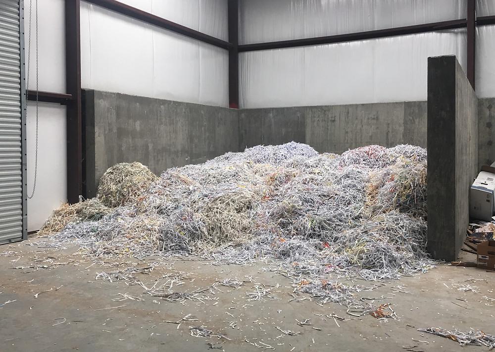 Shredded Paper Loose