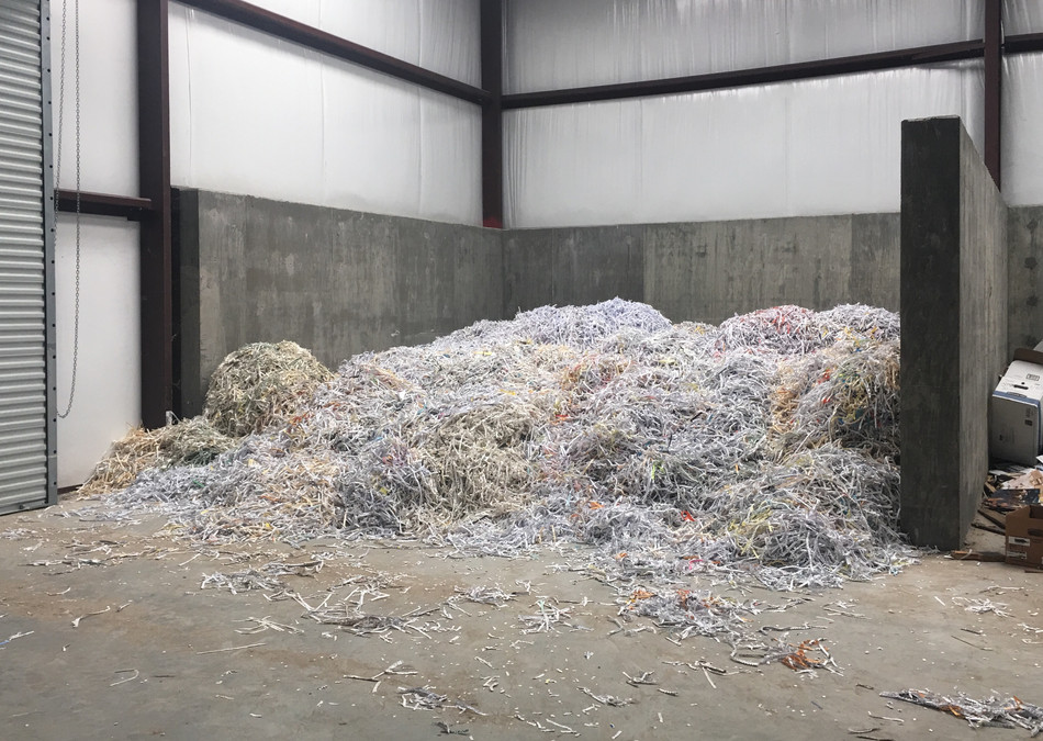 What Happens To Shredded Paper??