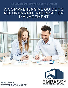 Our comprehensive guide to records infrmation management can help you understand the ins and outs of a RIM program.