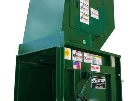 What is a Mini-Mac Compactor? - Waste Equipment Rentals & Sales