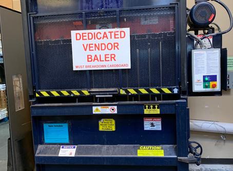 Cardboard Baler Rentals & Baler Lease Options