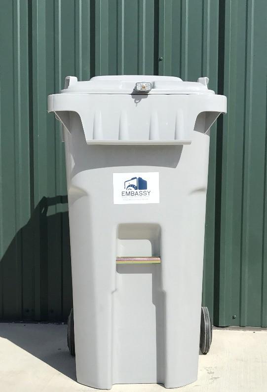 Shredding bins improve security - Embassy RMS