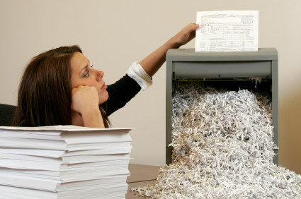 Four reasons not to shred your own documents - Embassy RMS