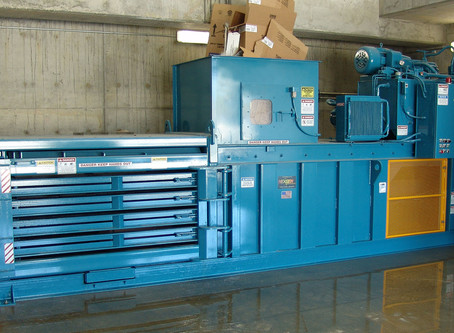 What is a baler? - Waste Equipment Rentals & Sales