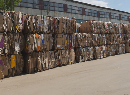 5 steps to create the perfect cardboard bale - Waste Equipment Rentals & Sales