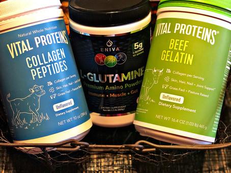 3 Nutrients To Help Heal Leaky Gut