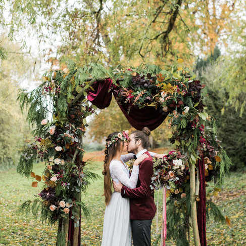 The Essence of Autumn – A Styled Shoot at Twyning Park