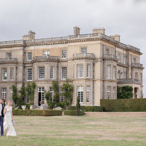 A Romantic and Elegant Wedding at Hedsor House