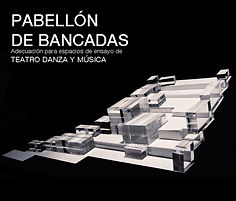 SMAR Architecture Studio Projects Work International Competition Architecture Fundacion COAM  Prize Winner Madrid COAM Teatro de Danza y Musica Pabellon de Bancadas Concurso Dance and Music Theatre Competition