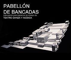 SMAR Architecture Studio Projects Work International Competition Architecture Fundacion COAM  Prize Winner Madrid COAM Teatro de Danza y Musica Pabellon de Bancadas Concurso Dance and Music Theatre Competition
