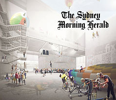 SMAR Architecture Studio Guggenheim Helsinki Museum Finalist Architect Competition Sydney Morning Herald Publication