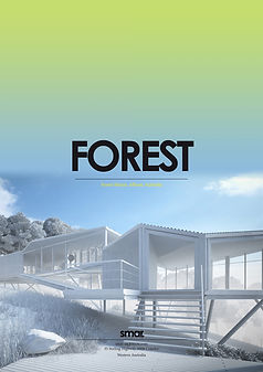 SMAR Architecture Studio Projects Work Private Forest House Australia Architecture
