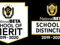FRA Beta Clubs Earn Honors