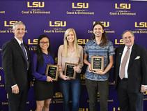 FRA Alumna Receives LSU Scholarship