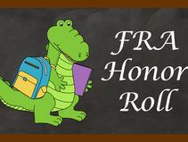 3rd 9-Weeks Honor Roll