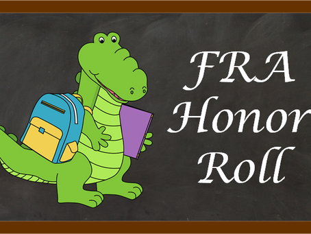 4th 9-Weeks Honor Roll