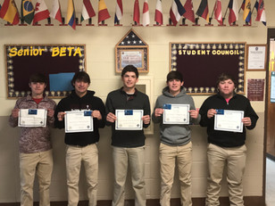 Students Receive Safety Certification