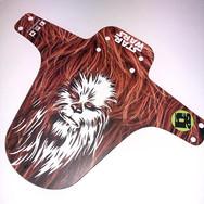 Chewbacca furry mudguard