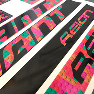 GIANT FRAME DECALS