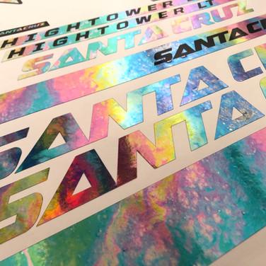 SANTA CRUZ HIGHTOWER