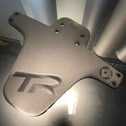 Laser etched transition bikes
