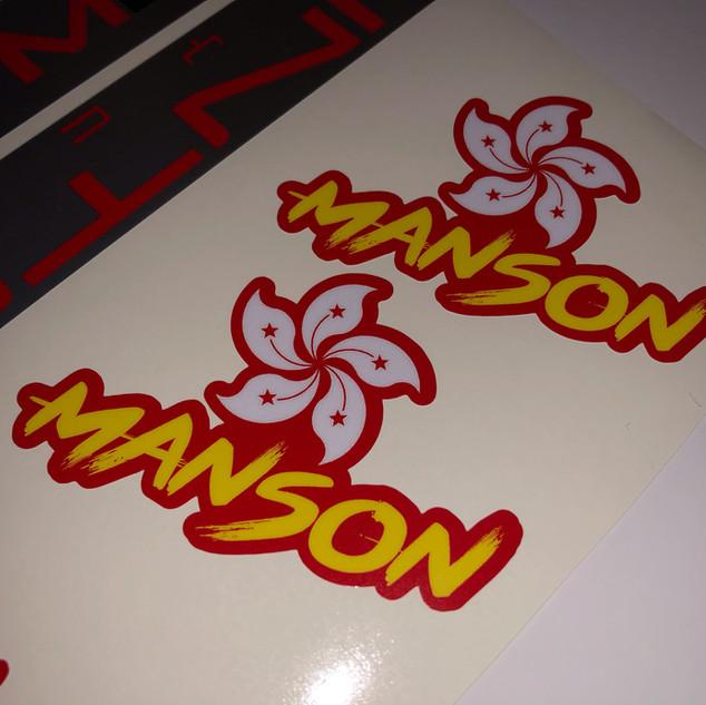 Manson HK
