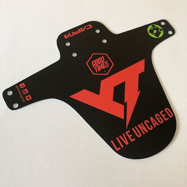 Yt industries Capra custom mudguard #yt
