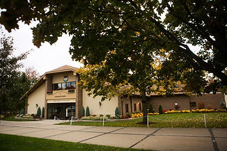 The Donauschwaben German-American Cultural Center – DGACC, aka Lenau Park, in Olmsted Township, Ohio.