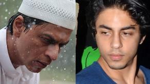 नशेबाज आर्यन खान को बचाने के लिए शाहरुख ने खेला हिंदू-मुस्लिम कार्ड, सेनेट्री पैड में छिपाए ड्रग्स