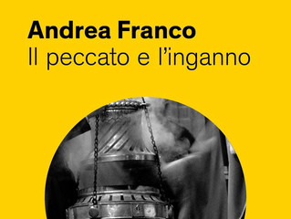 Giallo e Noir: le nuove pubblicazioni di Andrea Franco