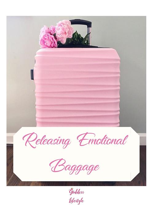 Releasing Emotional Baggae