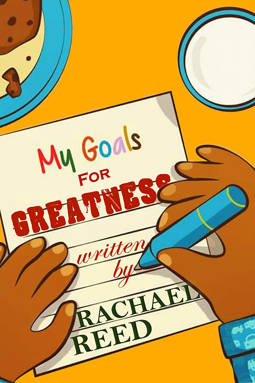 My Goals for Greatness (Boys)