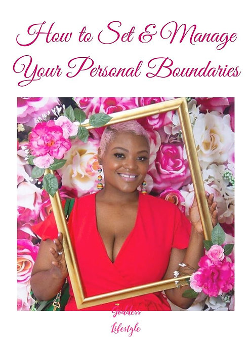 How to Set and Manage Your Personal Boundaries