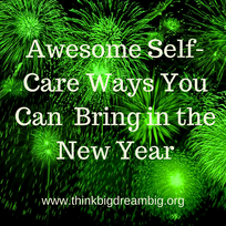 Awesome Self-Care Ways You Bring in the New Year