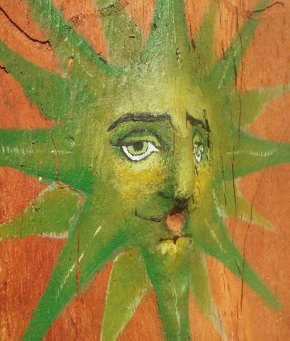 greenman sunburst