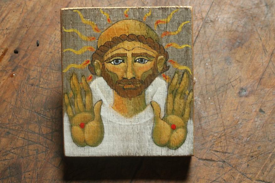 The Stigmata of Saint Francis