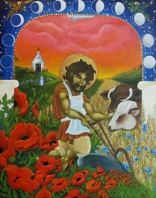 St. Isidore the Farmer