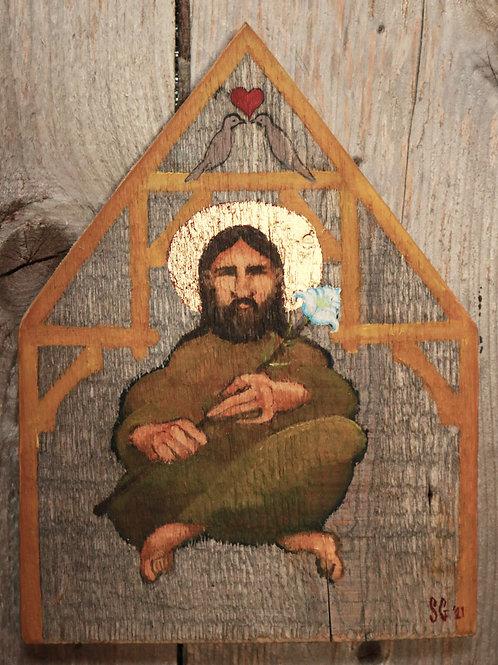 St. Joseph Oil Painting