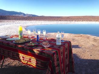 Lagunas Escondidas, Deserto do Atacama