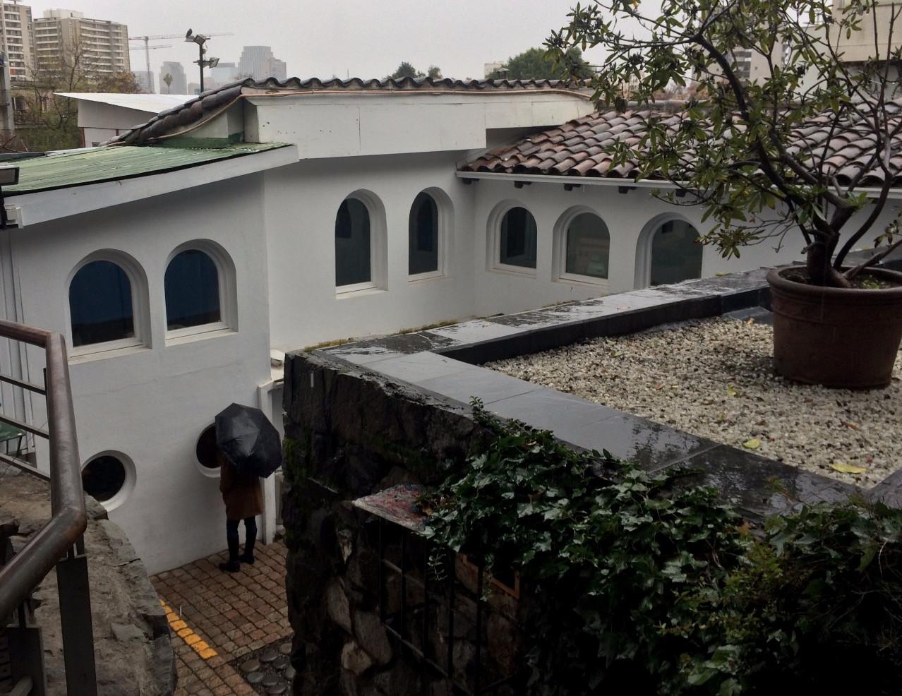 Casa do poeta Pablo Neruda