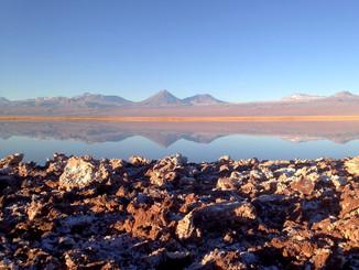 Laguna Cejar, Deserto do Atacama