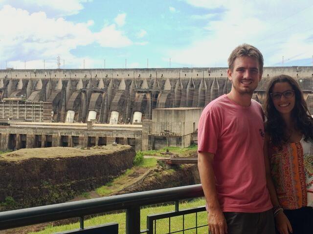 Visita Panorâmica, Itaipu Binacional