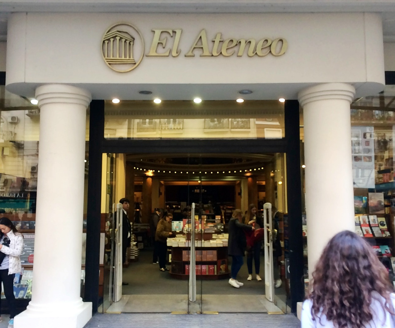 Livraria El Ateneo