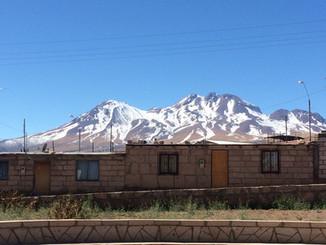 Informações básicas sobre o Atacama