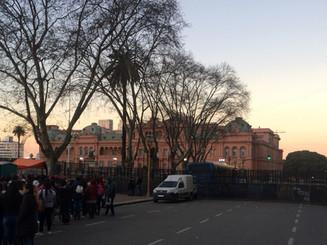 O que fazer no Centro de Buenos Aires?