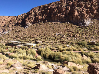 Termas de Puritama, Deserto do Atacama