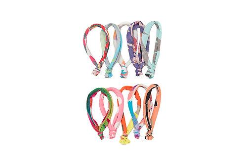 c.HAIR.i.TEE® Print Hair Tie 10 Pack