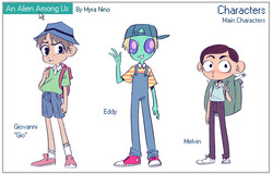 Characters 01