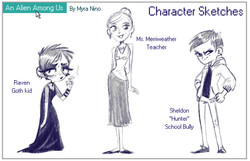 Characters 03